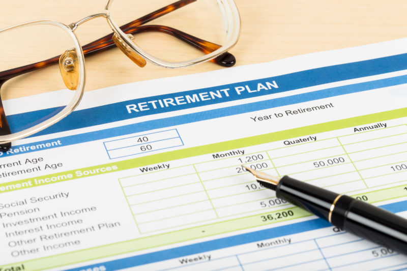 Retirement Plan Beneficiaries