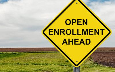 2018 Employee Benefit Open Enrollment